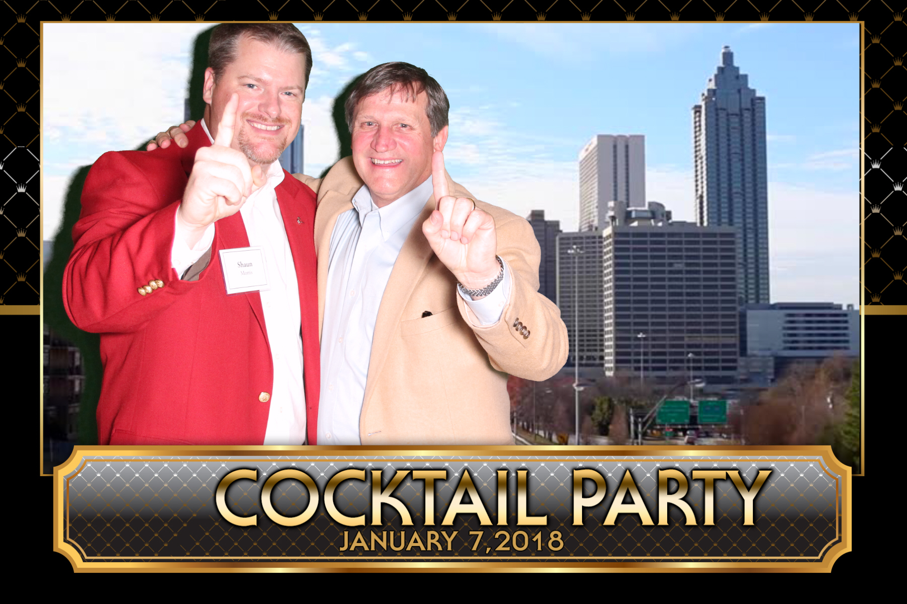 Cocktail Party - ATL Day