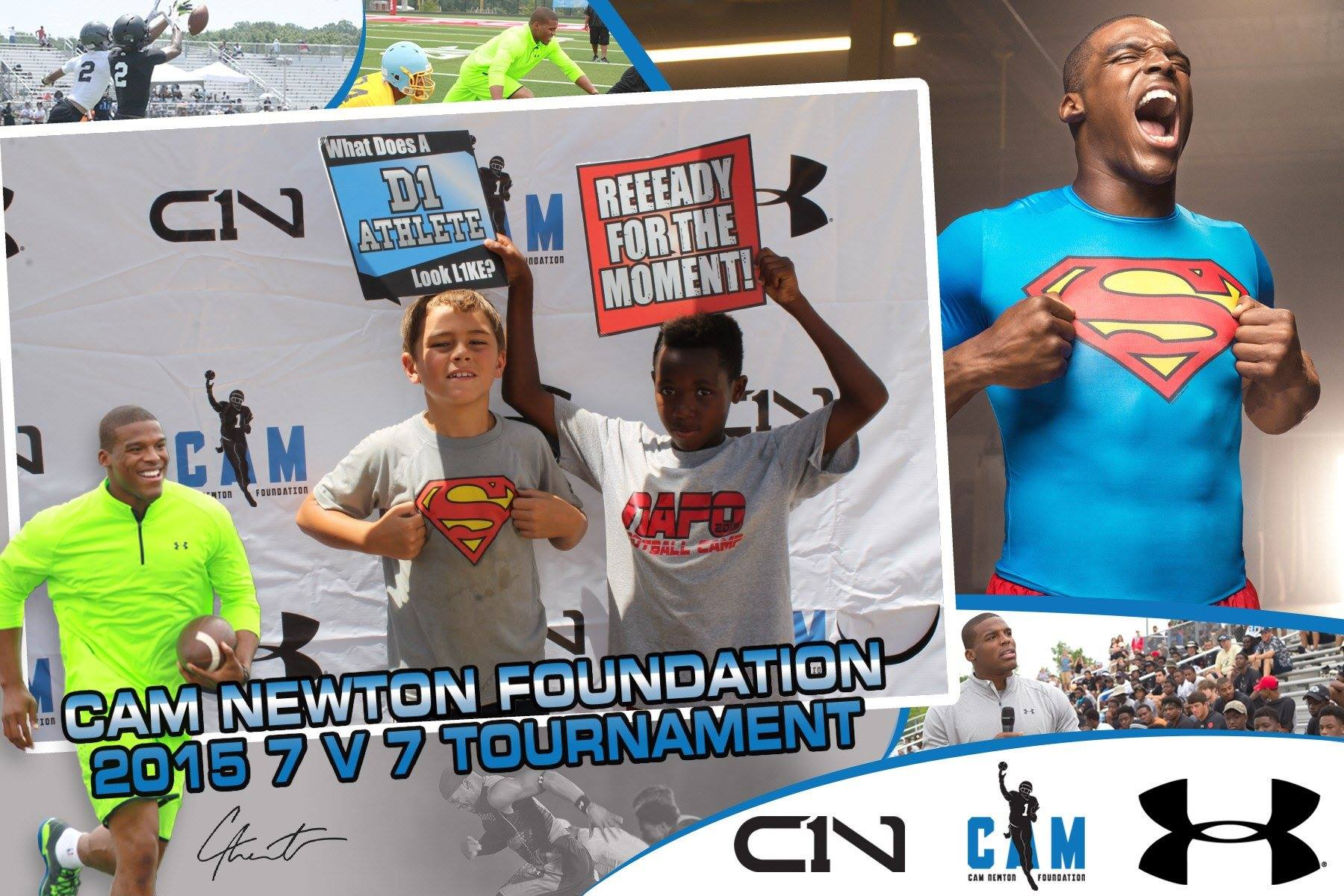 Under Armour & C1N 7v7 Championship