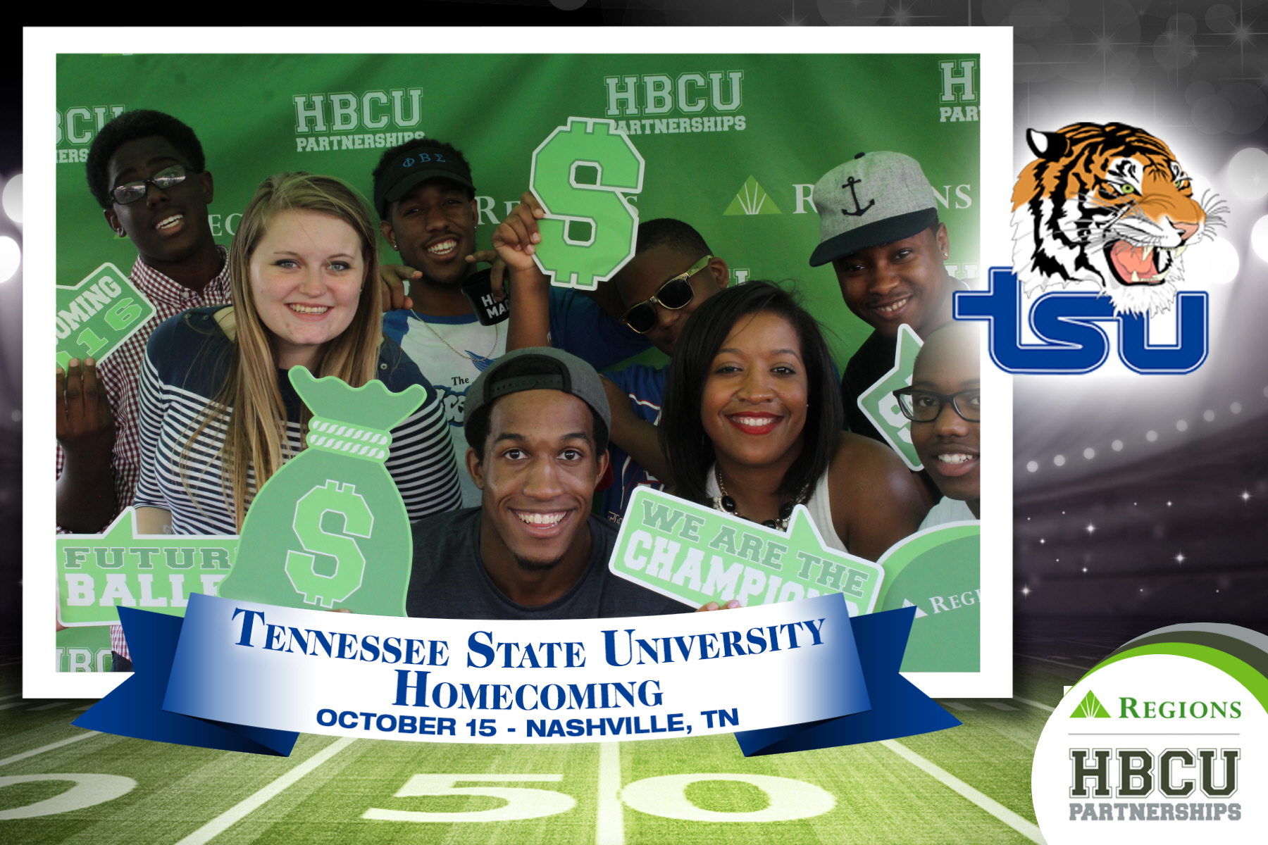 Regions - TSU Homecoming