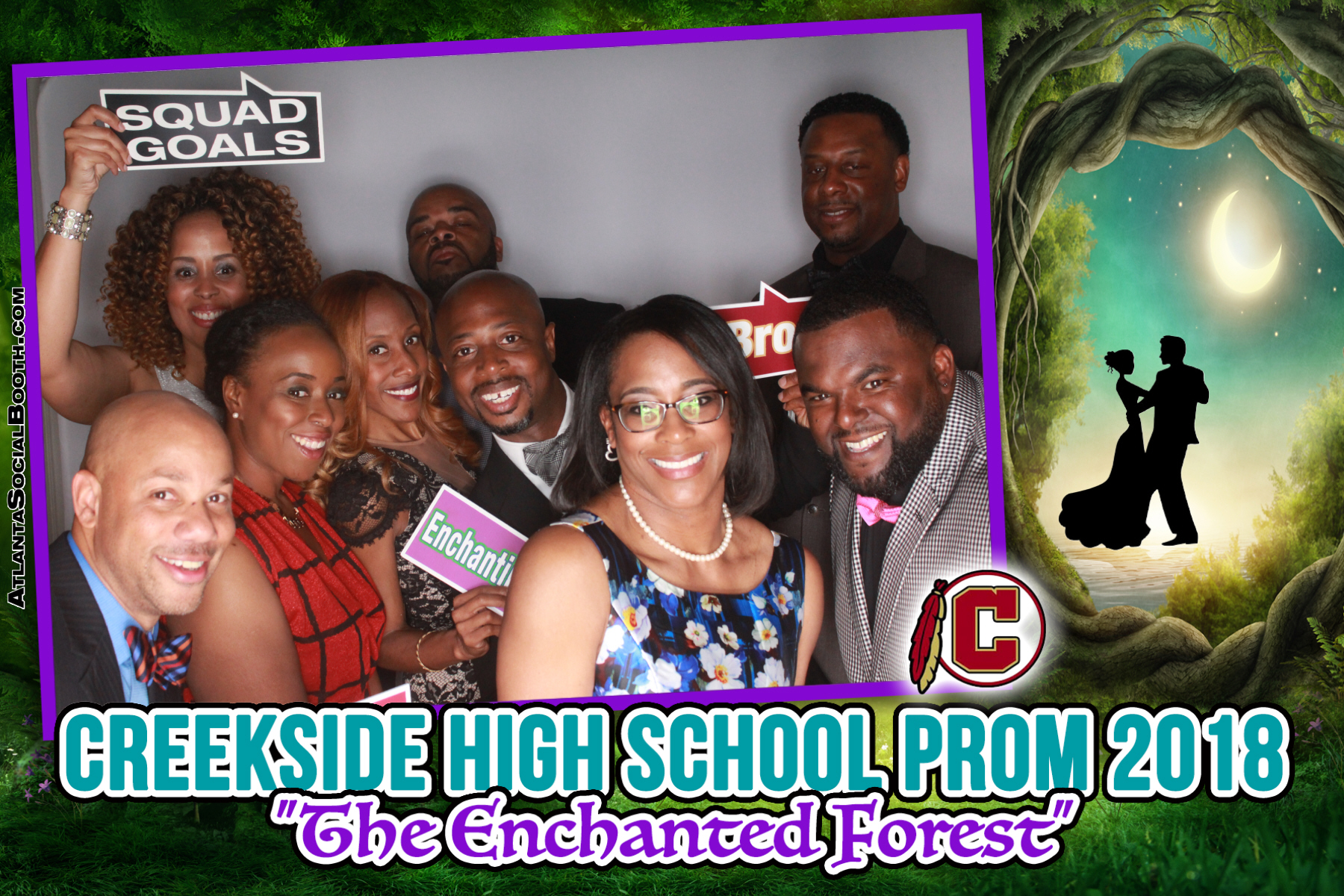 Creekside Prom 2018