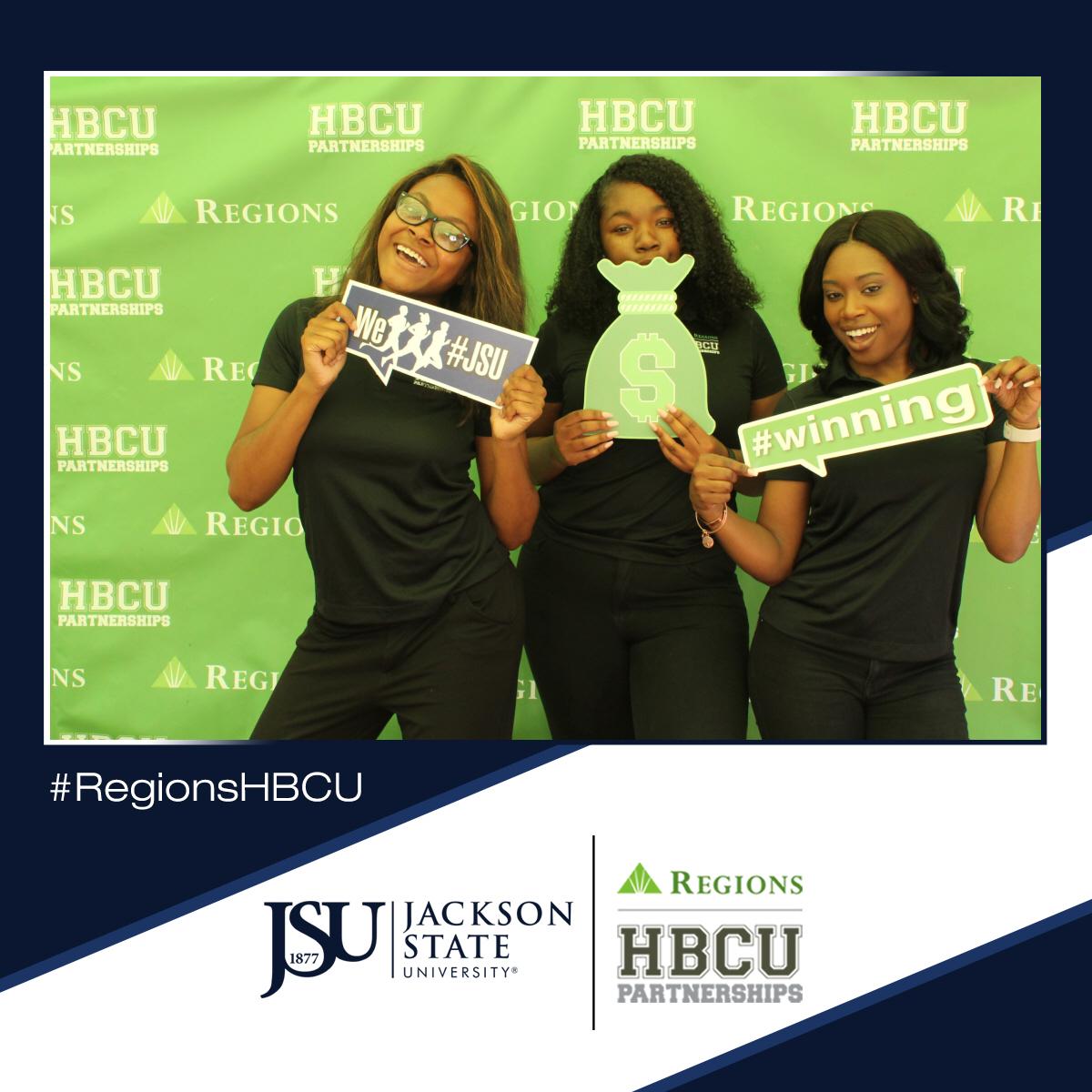 Regions HBCU - JSU Single