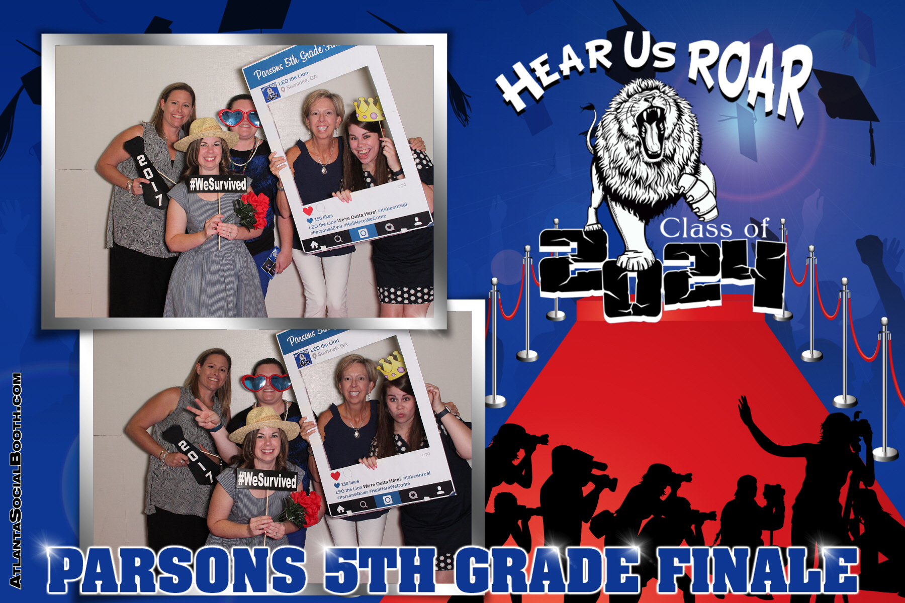 Parsons 5th Grade Graduation
