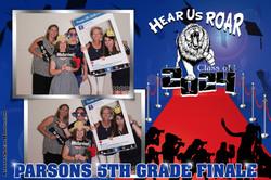 Parsons 5th Grade Graduation