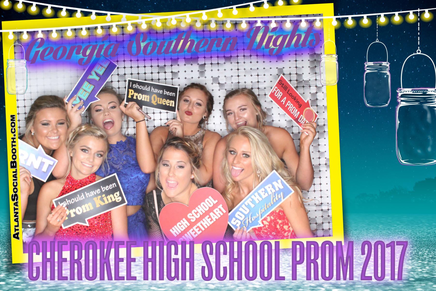 Cherokee HS Prom 2K17