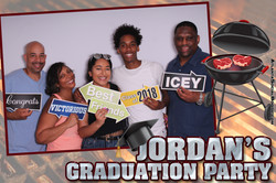 Jordan Graduation Party