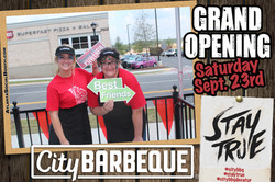 City Barbeque Decatur Grand Opening