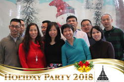 Bank of America Plaza Holiday Party