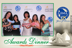 GSMA Awards Dinner
