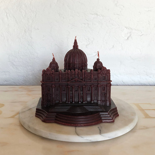 St. Peters Basilica Candle