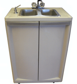 When Do I Need to Rent a Portable Sink (Hand Washing Station)?