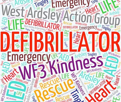 An update on our Defib Appeal