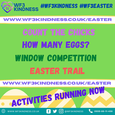 Easter Trail  UPDATE