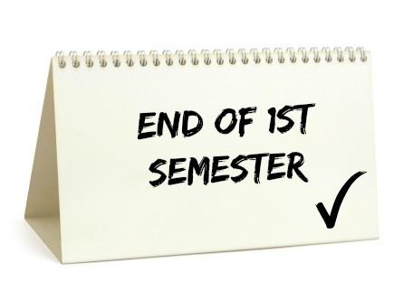 Semester recap