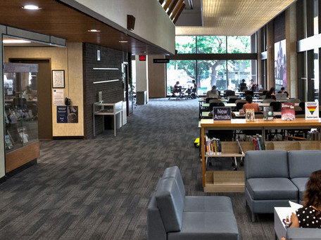 OISE Library Study Rooms