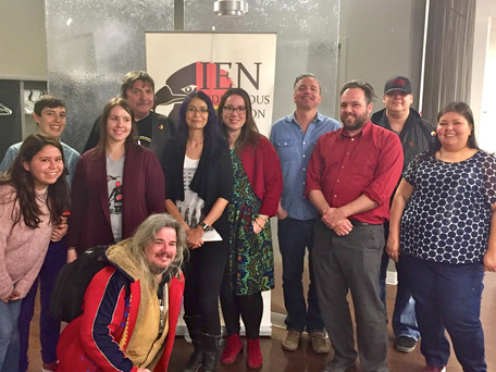 Student support service spotlight: The Indigenous education network
