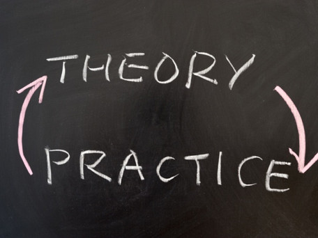 Connecting theory and practice: my virtual life
