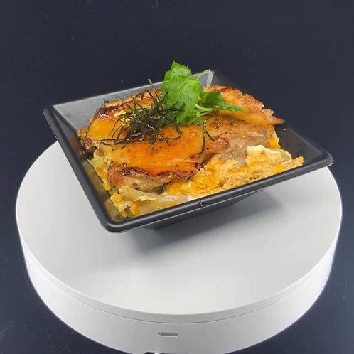 信州地鶏の親子丼