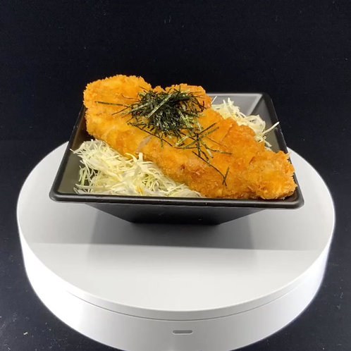 チキンカツ丼(タレ味)