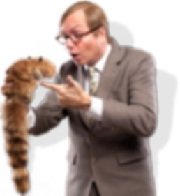 Tom Davis Komiker Schauspieler Komiker Zauberer Zauberkünstler Magier Animation Moderator Unterhalter Erwin Baumann Schweiz