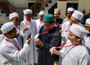 Maahad Tahfiz Pertama Guna Imbasan Kod QR Catat Rekod Hafazan