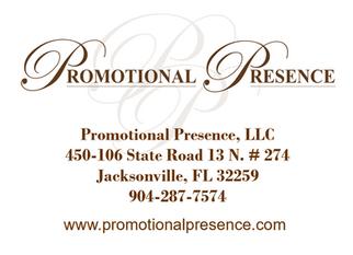 Promotional Presence