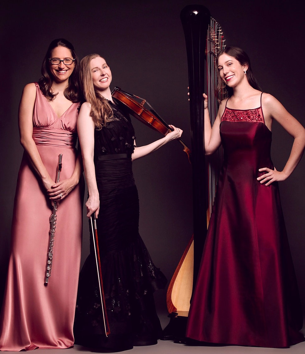 Trio Sirènes Promo Photo