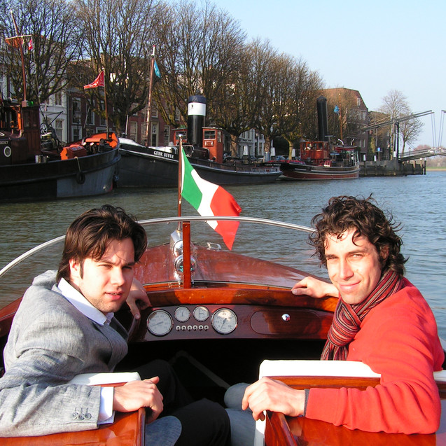 Sirio en Elio Barone van Imbarcazione Ba