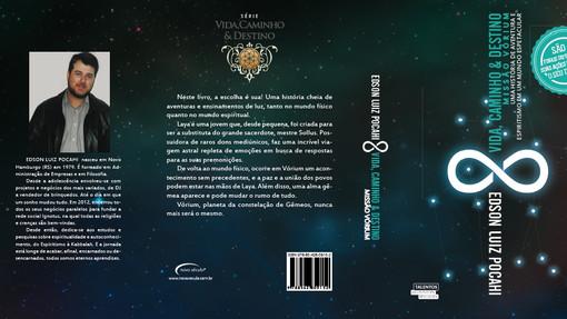 Arte do livro 2: VCD Missão Vórium