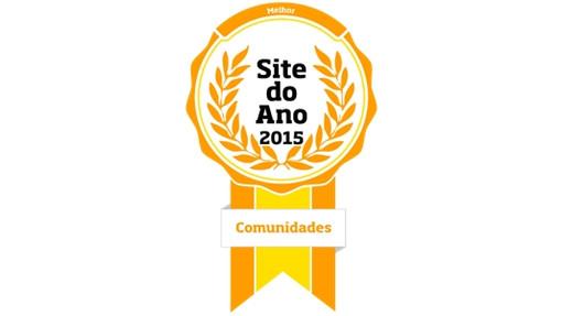 Eleita Melhor Comunidade do Brasil em 2015