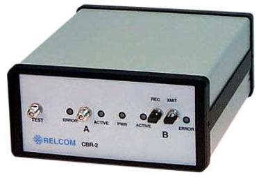 CBR-2, CBR-3, CBR-7 Carrier-band Repeater, Extender, Fiber Optic