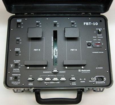 FBT-10 Fielbus Commissioning Box