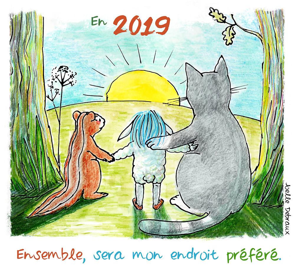 Charlie & Belinda 2019