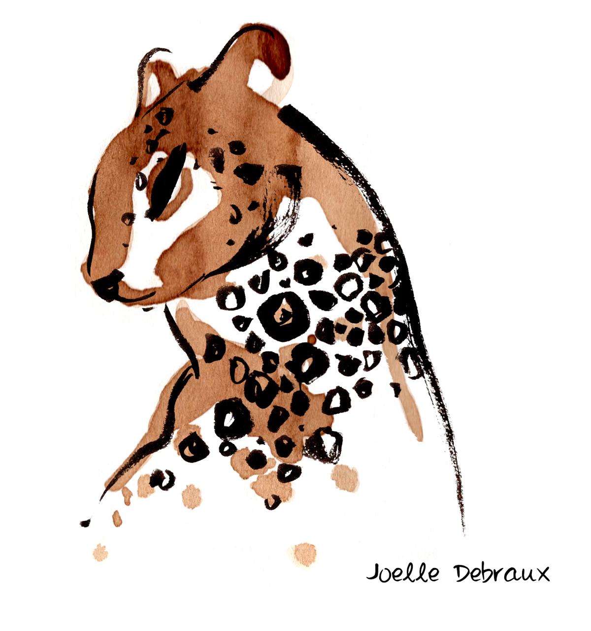 leopard du rwanda