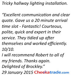 brockley electricians