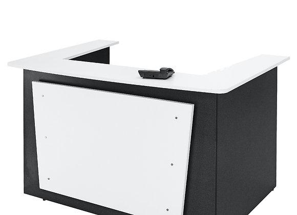 Logan Reception Desk/Counter (Avail in Adel, Mel, Syd, Perth & Bris)