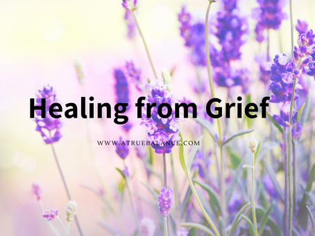 Healing from Grief