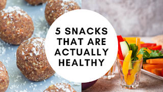 5 Snacks That Are Actually Healthy
