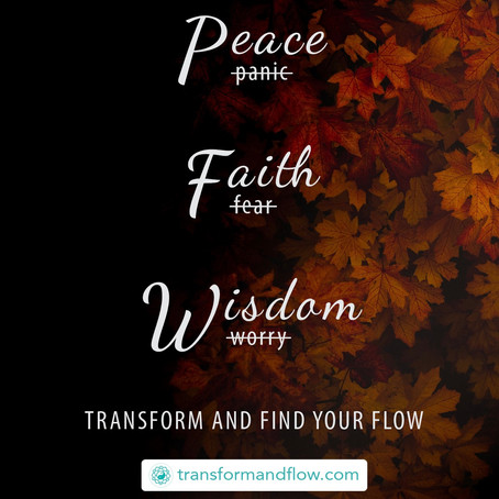 Transform your experience of life