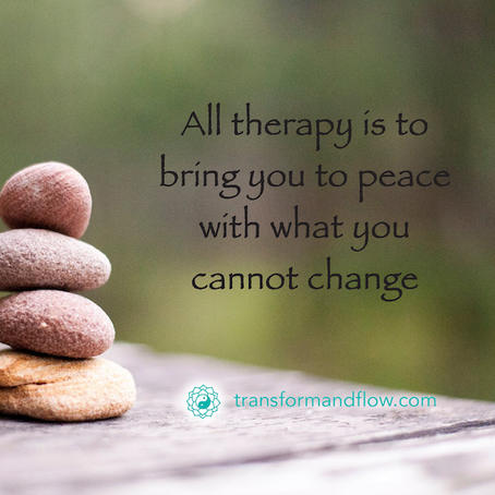 Are you at peace?