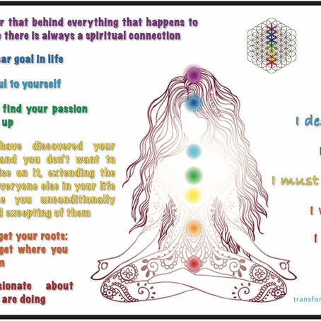 Using Chakras to heal