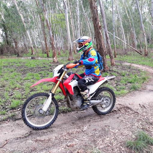 Single Trail Fun