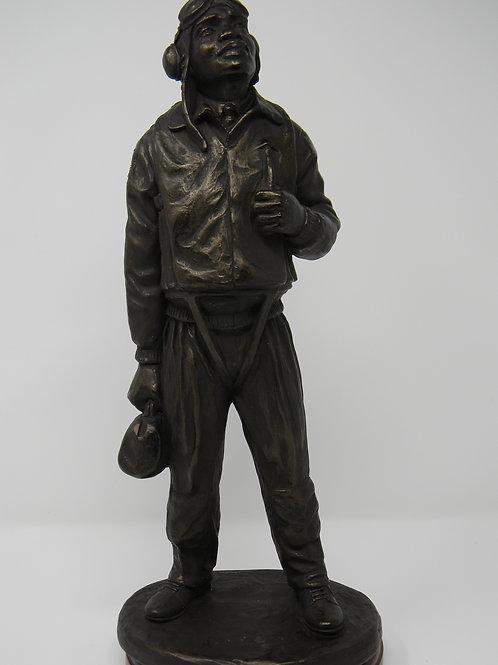 BronzeToned Tuskegee Airman