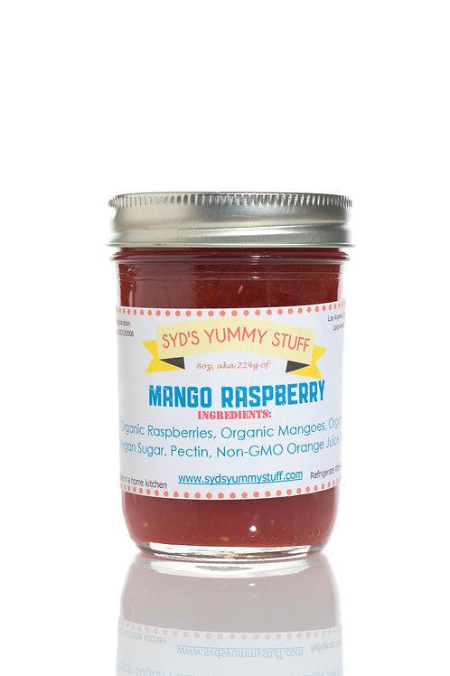 Mango Raspberry Jam
