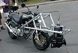 Ducati camera tracking rig