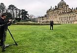 Castle Howard shoot using polecam gimbal