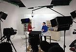 Polecam shoot at Craft channel studio