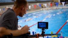 Highspeed Underwater polecam with Antelope pico camera
