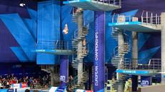 Underwater Polecam for European diving championship