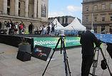 Archery Championship in Nottingham - Polecam op Mark Sallaway