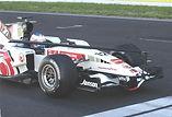Honda F1 polecam shoot